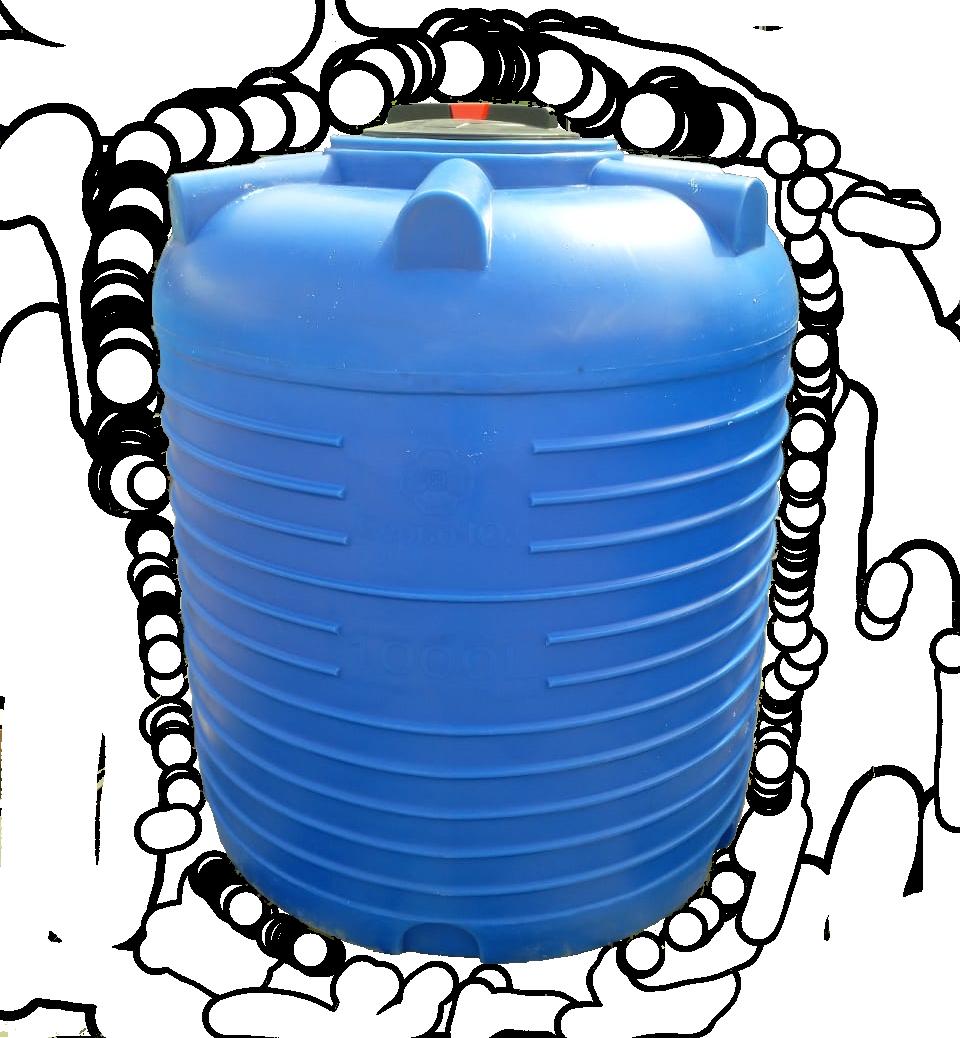 Емкость для воды Servo-Tank RF 2